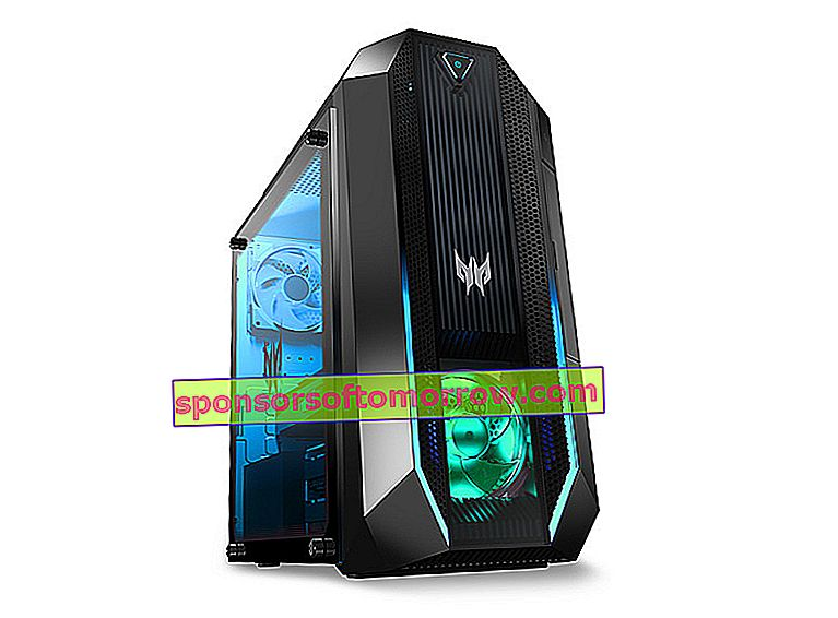 launch Acer Predator Orion 3000 front