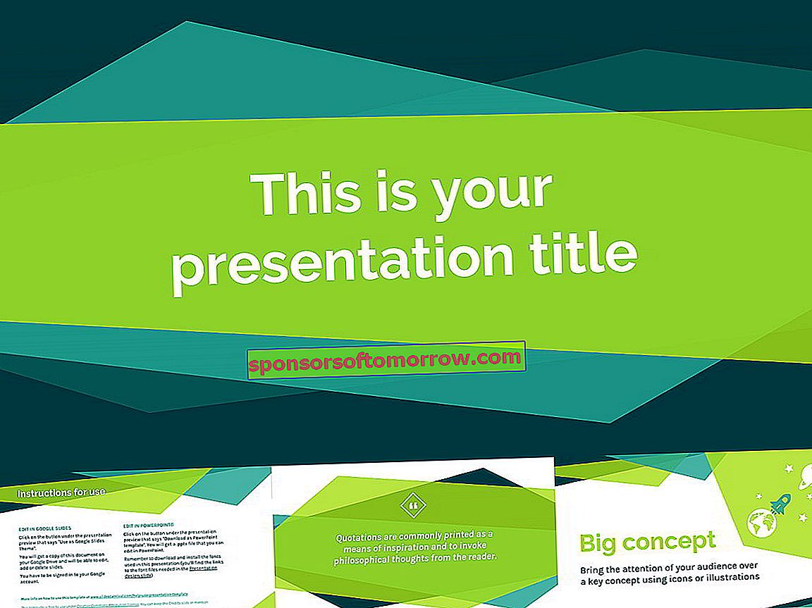 15 Google Slides templates to personalize your presentations