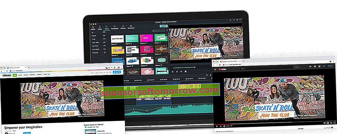 Wondershare Filmora9, very easy to use professional video editor