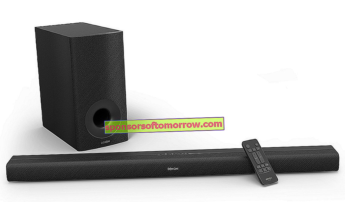 The 5 key features of the Denon DHT-S316 soundbar