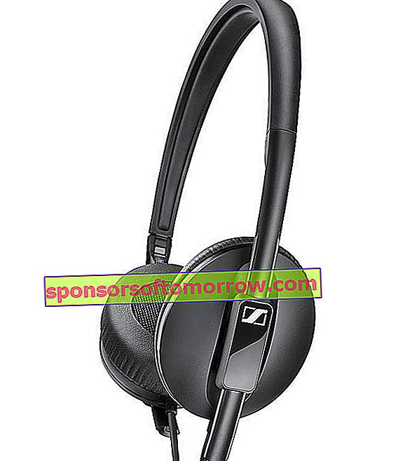 Sennheiser HD 2-10, 2-20s and 2-30