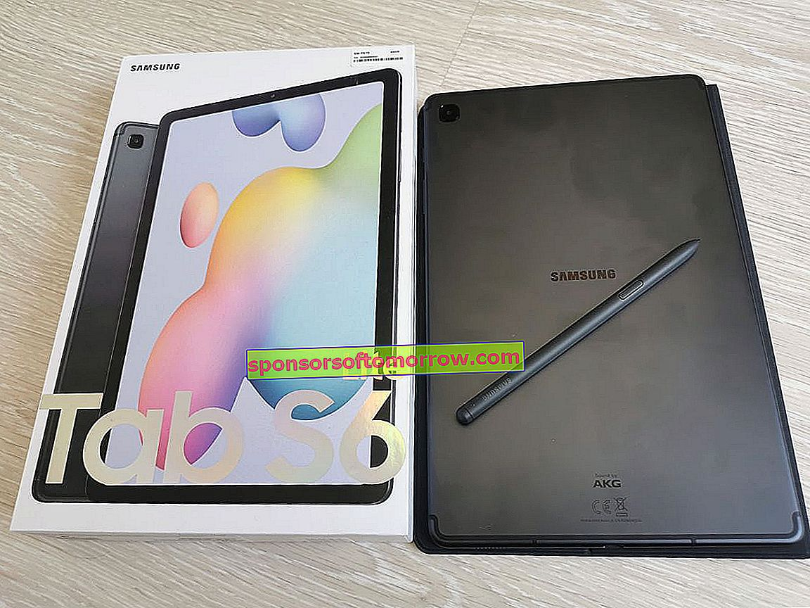 Samsung Galaxy Tab S6 Lite, user experience after three weeks 1