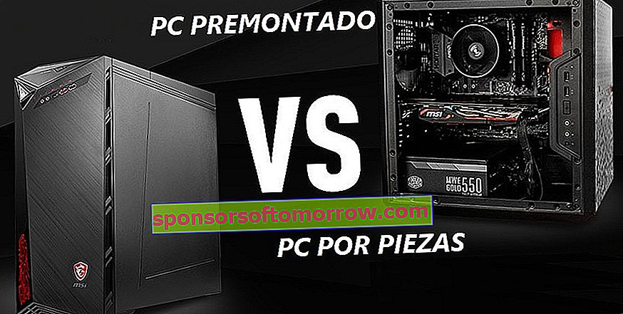 PC by pieces or one already assembled its advantages and disadvantages