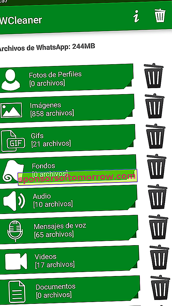 WhatsApp Tricks - Clean WhatsApp Files