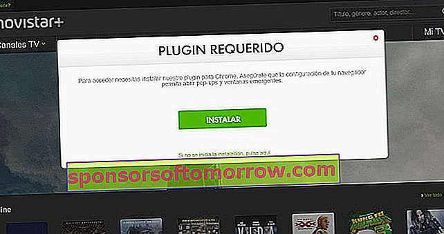 plugin silverlight movistar tv
