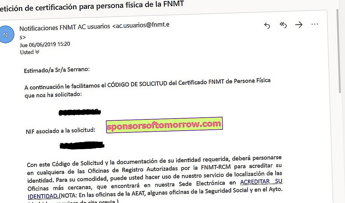 How to obtain your Digital Certificate of Natural Person from the FNMT 4