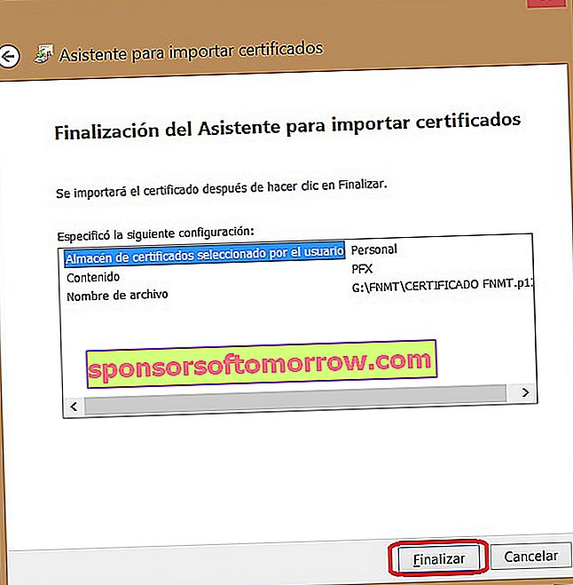 How to obtain your Digital Certificate of Natural Person from the FNMT 11