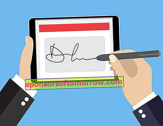 How to include your signature in a PDF file