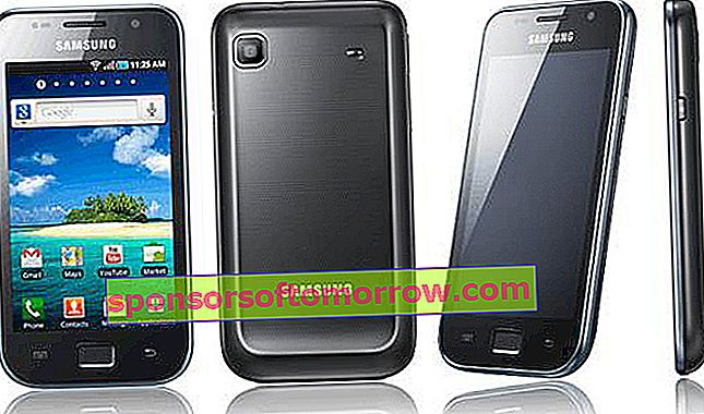 Samsung Galaxy S SCL 02