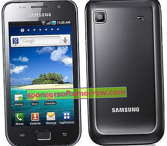 Samsung Galaxy S SCL 03