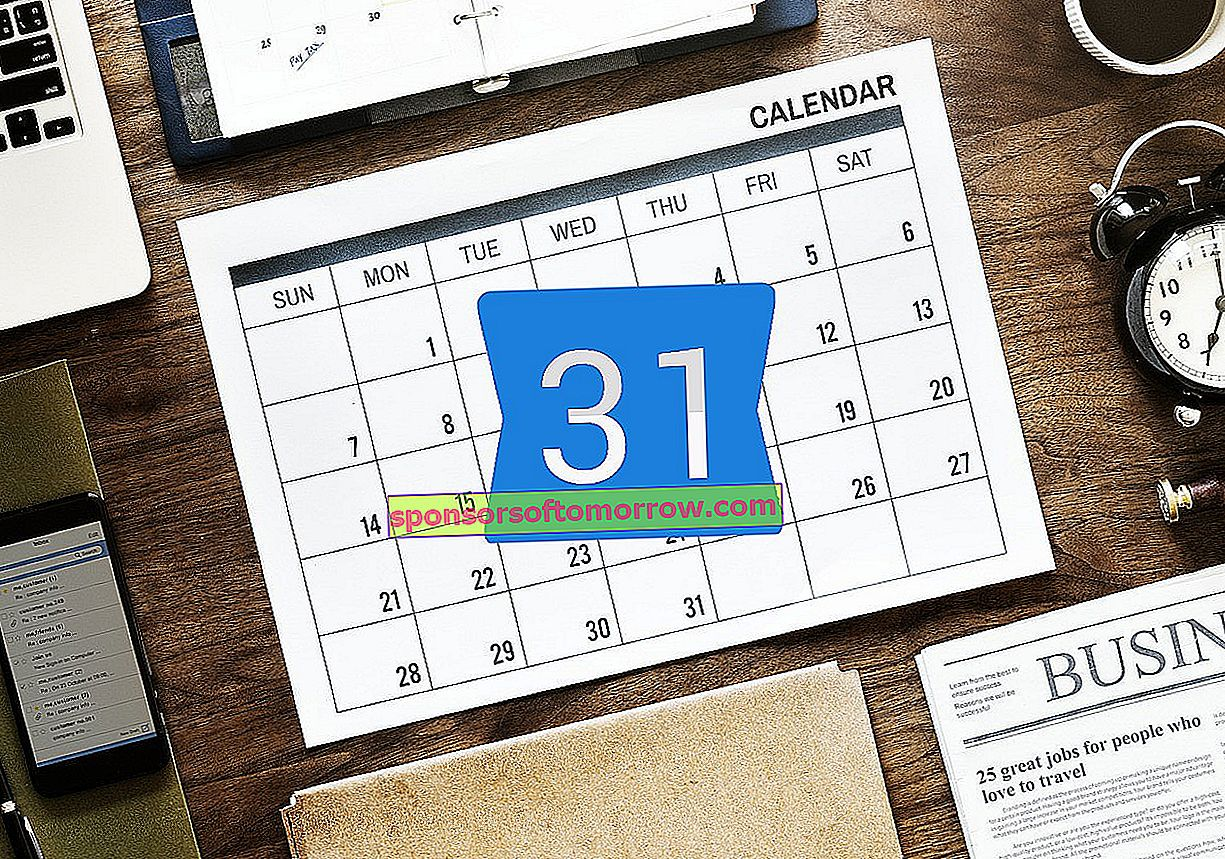 5 tricks of the Google Calendar that you may not know