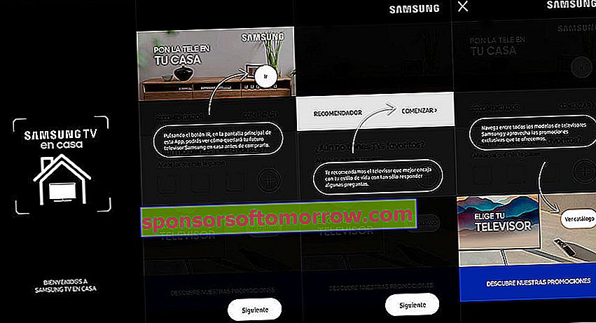 We test Samsung app to calculate ideal TV size at the beginning