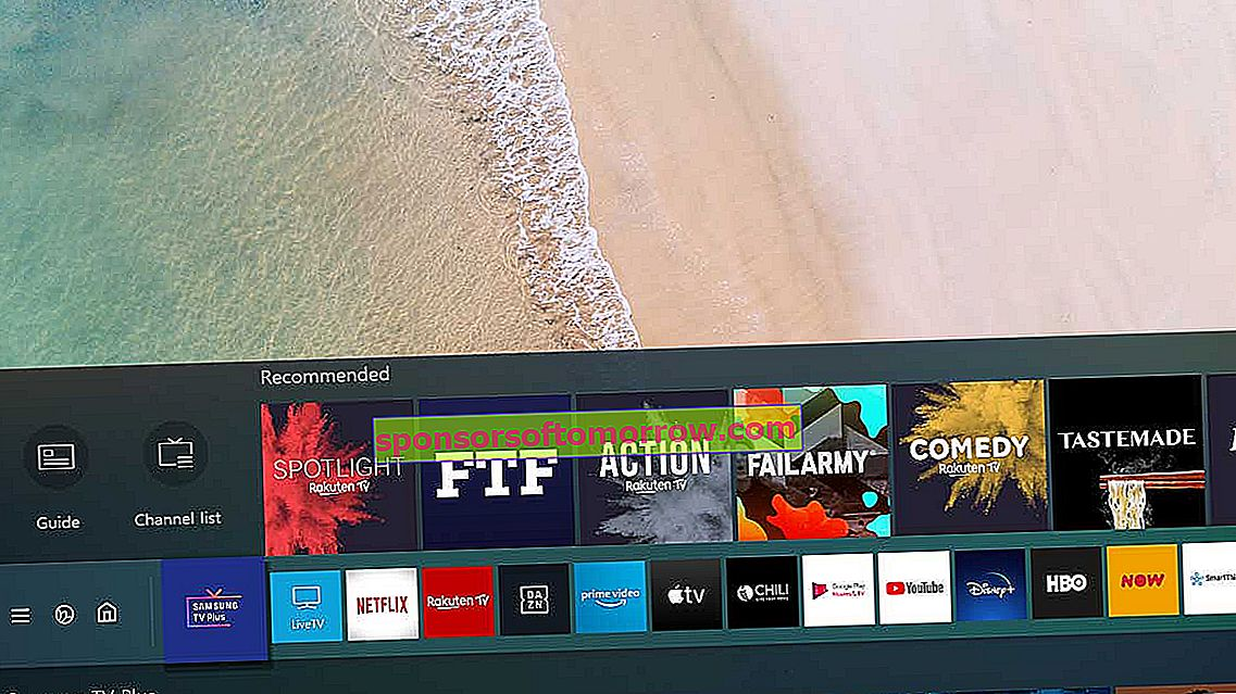 If you have a Samsung TV now you can see more free content