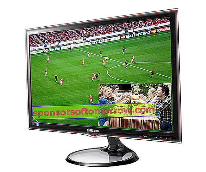 Samsung T27A550, new LED monitor with TV tuner 1