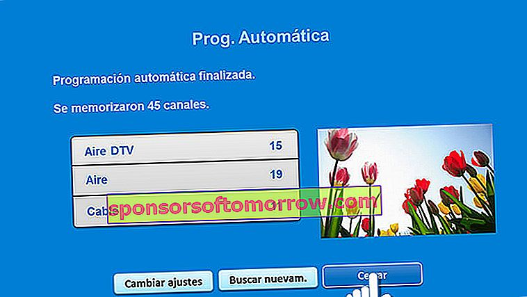 tune channels manually samsung smart tv 2020 0