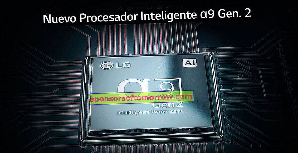 5 key novelties of LG OLED TVs 2019 processor