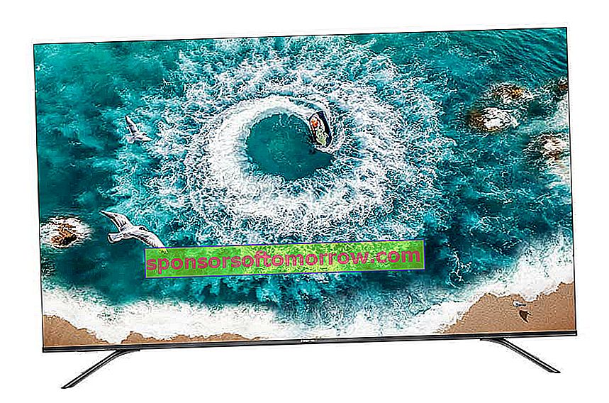 Hisense bets on ULED technology and Android TV for 2019
