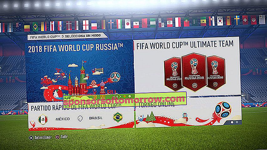How to download and play the World Cup in Russia in FIFA 18