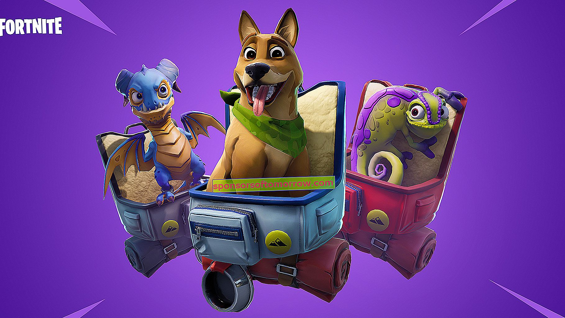 Everything you need to know about Fortnite pets